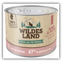 Wildes Land - Rind & Pute
