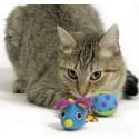 """Katze """"Nala"""" mit Strickball"""