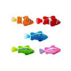 Schwimmfähiger Roboterfisch